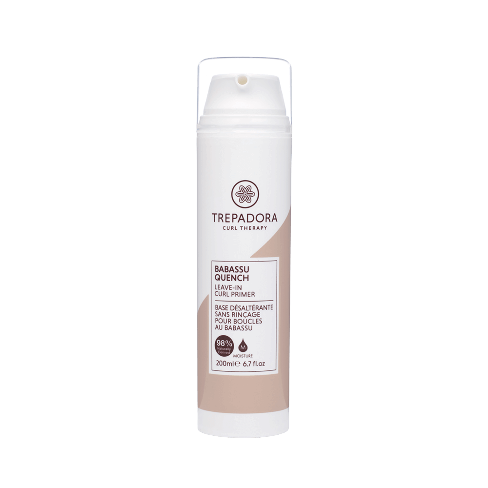 Trepadora Babassu Quench Leave-In Curl Primer 200ml