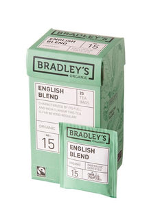Bradley`s English Blend