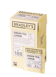 Bradley`s Green Tea Lemon