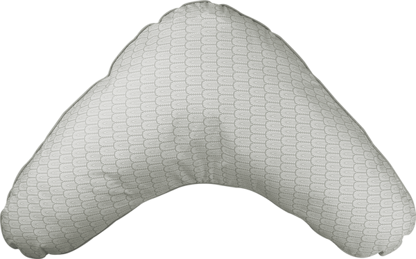 Feeding pillow, Indian Warm Grey