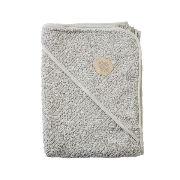 Bathtowel, Indian Warm Grey