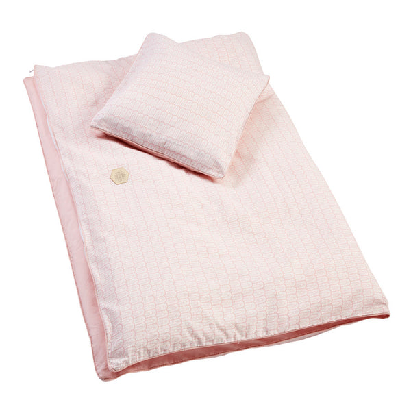 Baby Bedlinen, Indian Dusty Rose (EU sizes)
