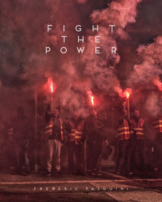 Livre fight the power
