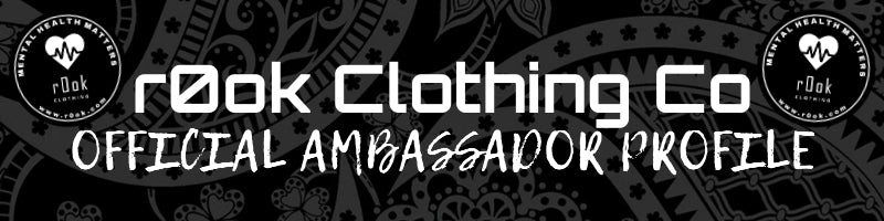 r0ok clothing co apparel company sponsor official sponsorship brand ambassador
