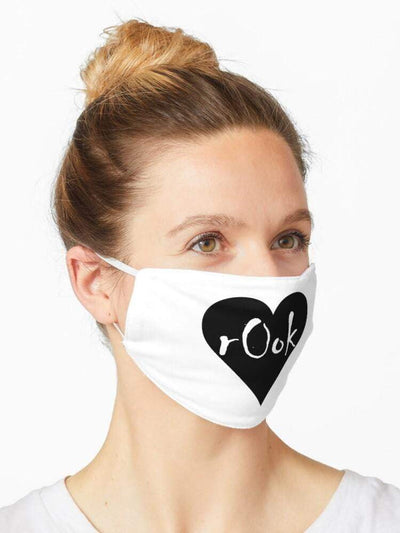 r0ok-clothing-co THE HEART MASK