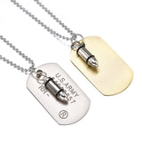 Military Dog Tags - Doggy Plaza