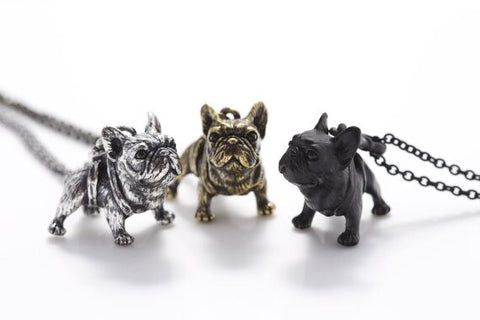 French Bulldog Pendant - Doggy Plaza