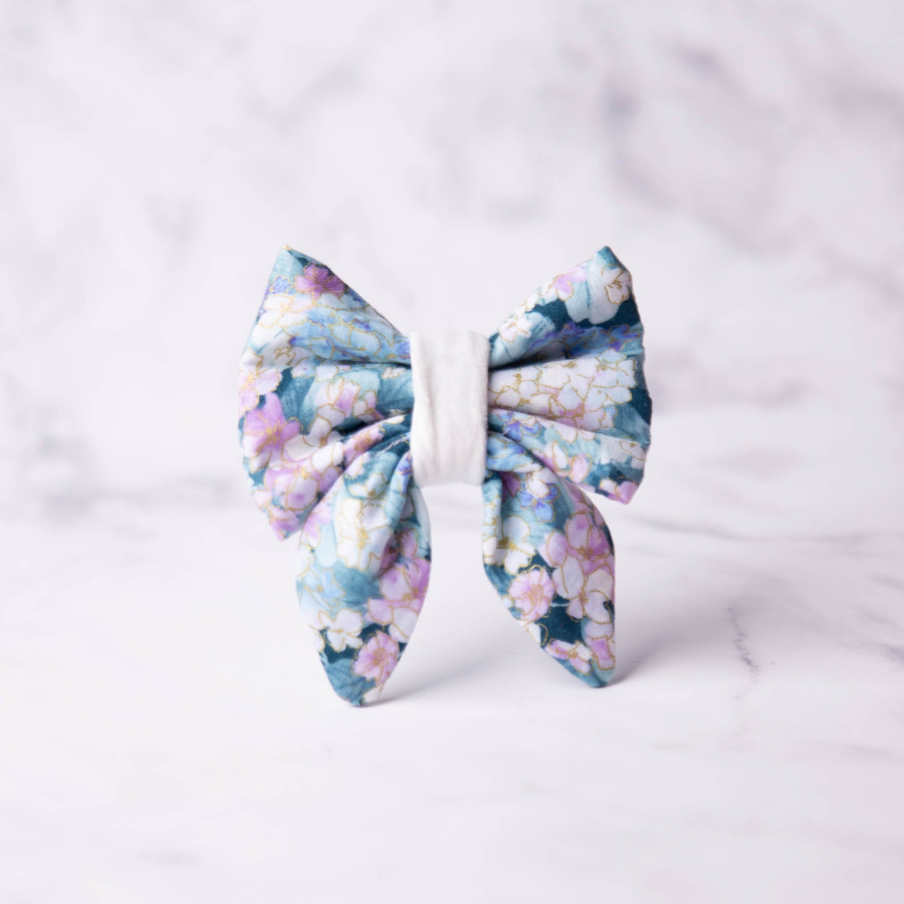 Charlotte Dog Sailor Bow Tie