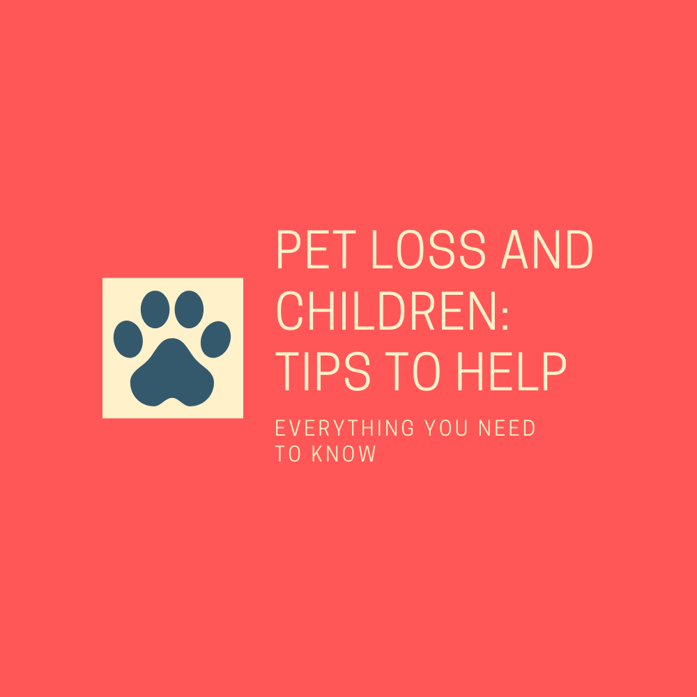 Pet Loss and Children: Tips To Help