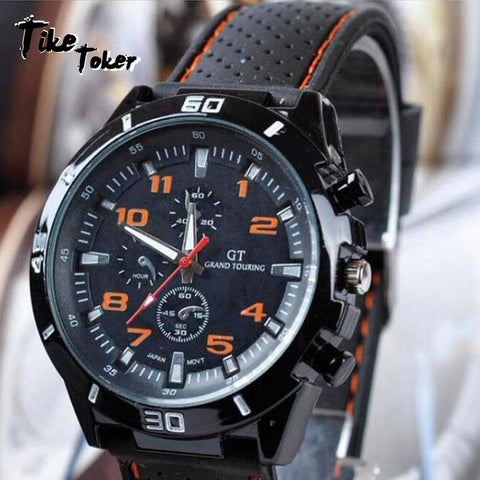 2019 Luxury Brand Men's Watches Analog Quartz Clock Fashion Casual Sports Stainless Steel Hours Wrist Watch