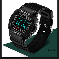 Sanda Fashion Top Brand Professional Sports Watch Men Women Waterproof Military Watches Shock Men's Retro Analog Quartz Digital