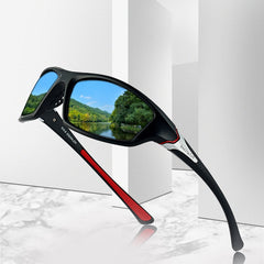 2019 Unisex 100% UV400 Polarised Driving Sun Glasses For Men Polarized Stylish Sunglasses Male Goggle Eyewears