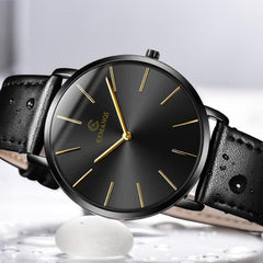 Relogio Masculino Mens Watches Top Brand Luxury Ultra-thin Watch Men Watch Men's Watch Clock erkek kol saati reloj hombre