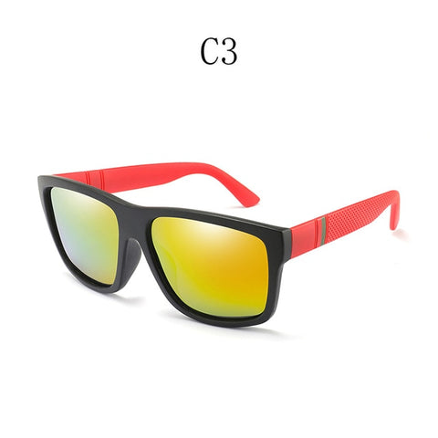 Polaroid Sunglasses Unisex Square Vintage Sun Glasses Famous Brand Sunglases Polarized Sunglasses Oculos Feminino for Women Men
