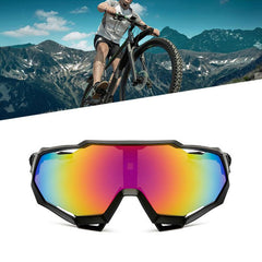 Proof And PC Explosion-proof Professional Polarized Cycling Glasses Bike Goggles Outdoor Sports Bicycle Sunglasses UV