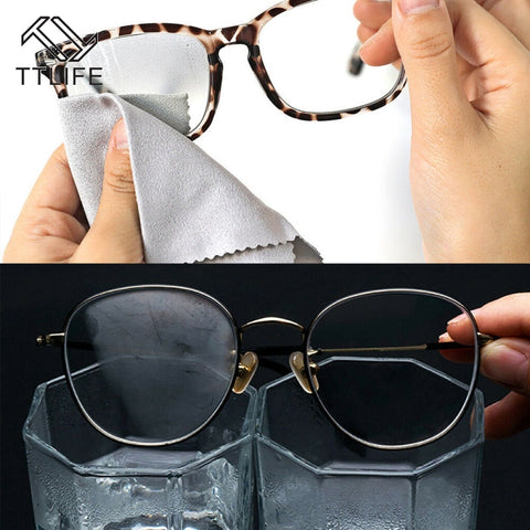 TTLIFE Texile Clean Without Traces Anti-fog Glasses Cloth Lens Anti-fog Cloth for Eyewear Accessories