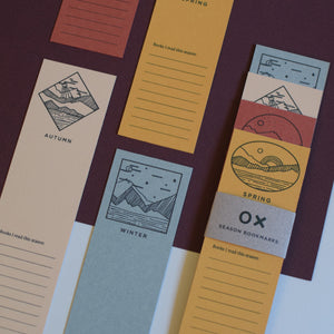 Season Bookmarks