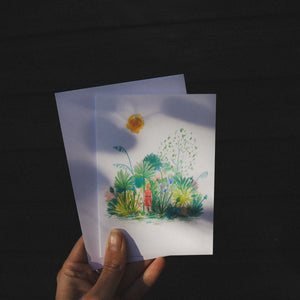 Lost In Nature Cards 2 Pack