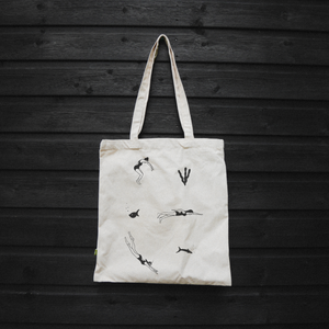 Wild Swimming Tote Bag