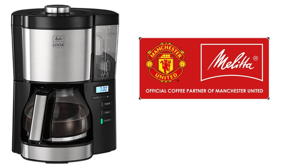 Melitta Look V Timer Filter Coffee Machine | EasyGoodsUK
