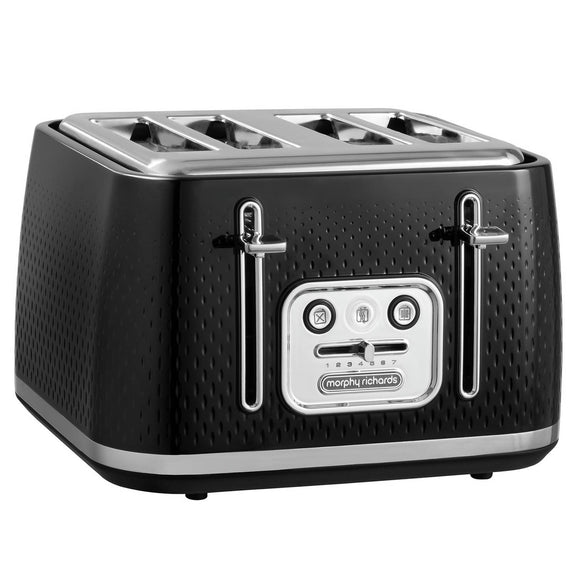 Morphy Richards Verve 4 Slice Toaster - EasyGoodsUK