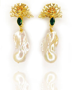 Earrings: TREE OF LIFE
