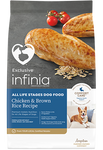 Infinia Chicken and Brown Rice Recipe 30lb.