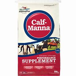 Manna Pro Calf Manna Performance Supplement - 10lb