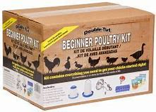 Beginner Poultry Kit