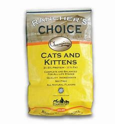 Rancher's Choice Cat & Kitten - 40lb