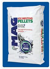 Mag Ice Melting Pellets