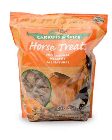 Running Horse Carrots & Spice Treats