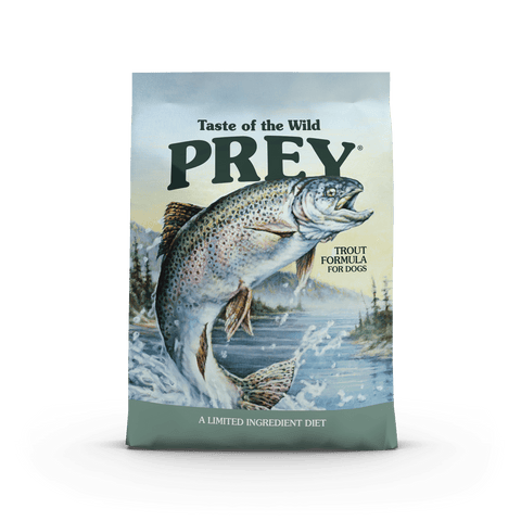 Taste of the Wild Prey Trout Formula 25lb