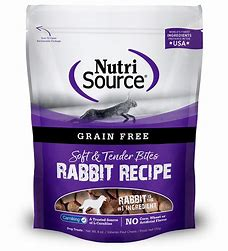 NutriSource Grain Free Rabbit bites