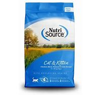 NutriSource Cat & Kitten w/Chicken, Salmon, & Liver 16lb.
