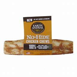 No Hide Chicken 7inch
