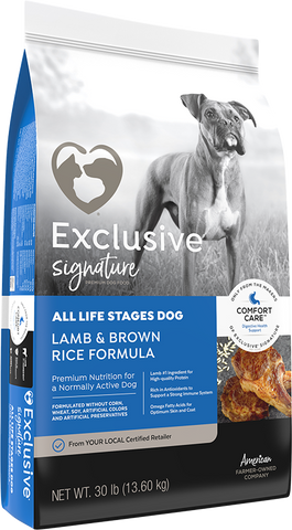 Exclusive All Life Stages 30lb