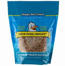 Happy Hen Duck Pond Medley