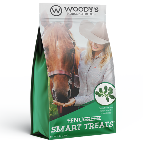 Woody's Smart Treats Fenugreek - 5lb