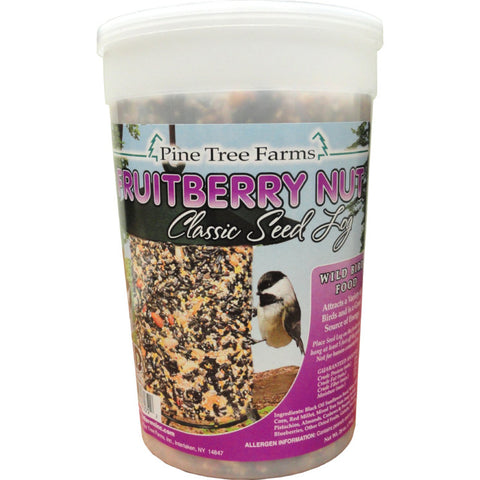 Fruitberry Nut Classic Seed Log - 68oz