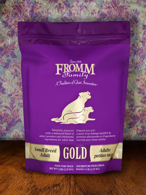 Fromm Small Breed Adult Gold 5lb
