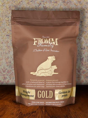 Fromm Weight Management Gold 33lb