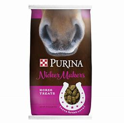 Purina Nicker Maker Treats 15lb