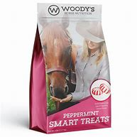 Woody's Smart Treats Peppermint - 5lb