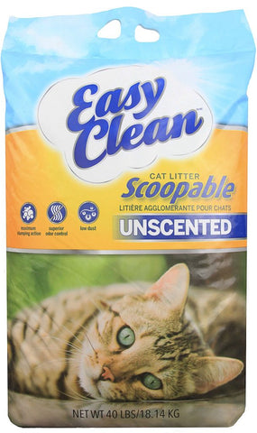 Easy Clean Clumping Litter