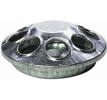 Galvanized Round Feeder