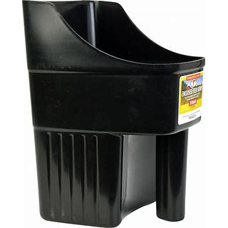 Enclosed Feed Scoop
