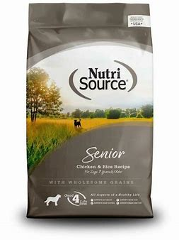 NutriSource Senior 30lb