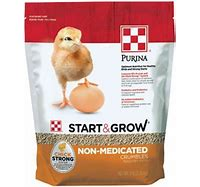 Purina Start & Grow Non-Medicated - 5lb
