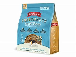 Smart Mouth Lg/XL Dental Chew 28ct